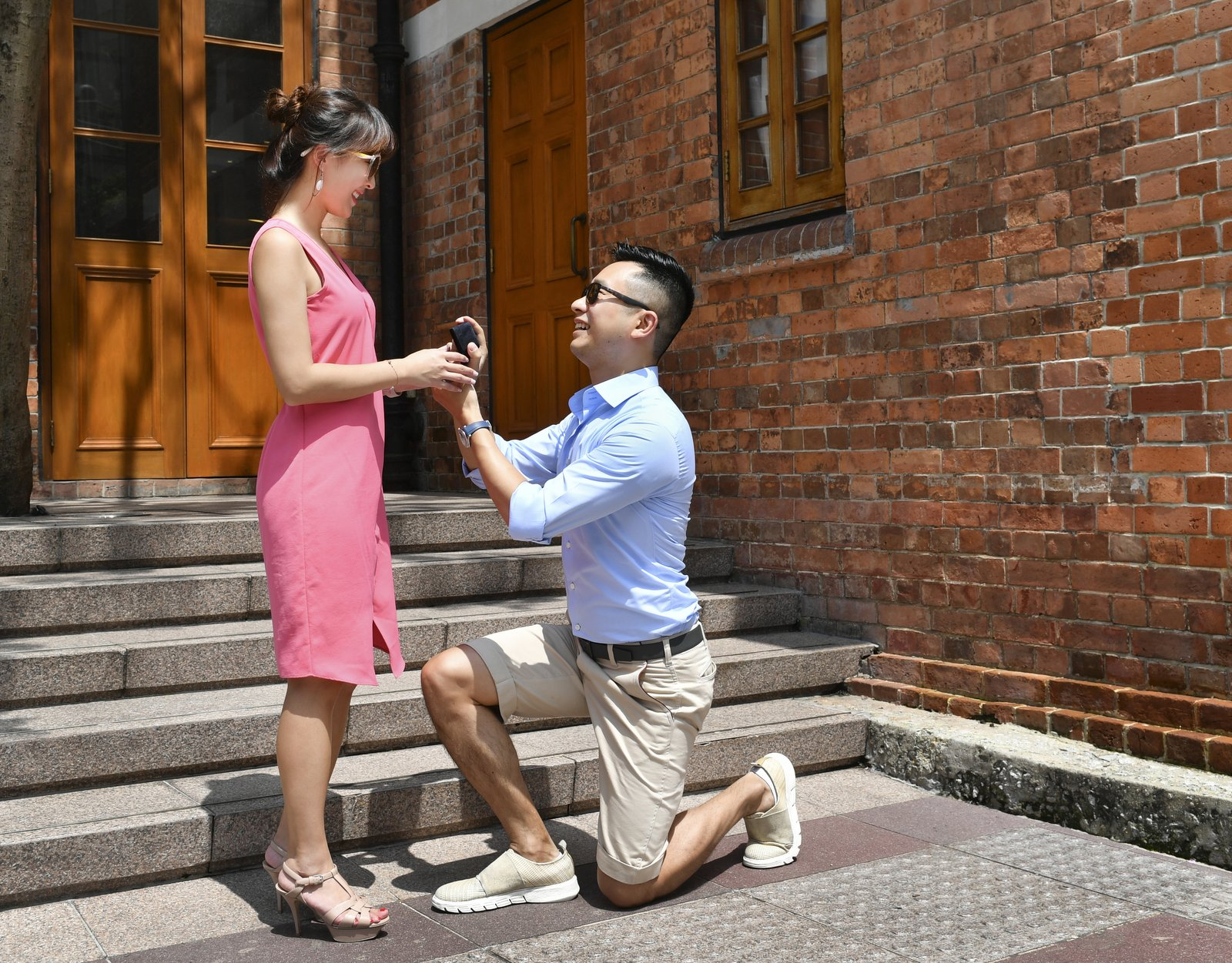 Proposal photographer Hong Kong