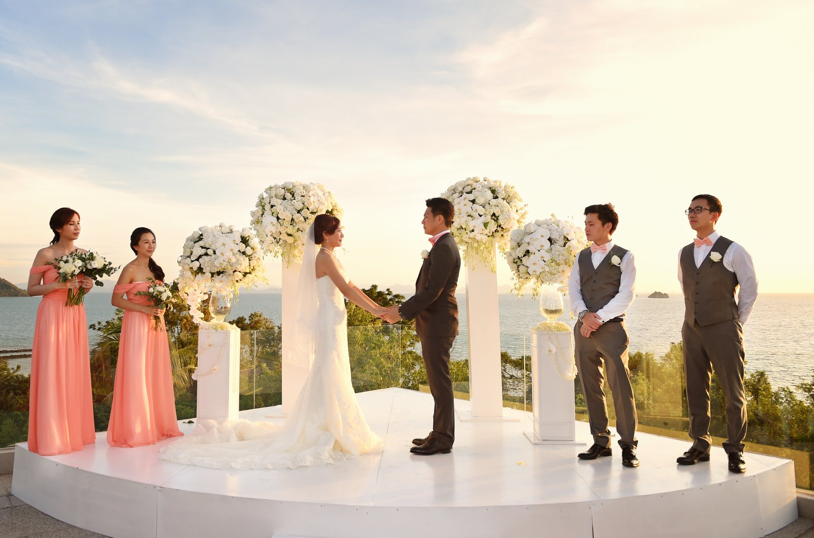Destination wedding photography, Hong Kong