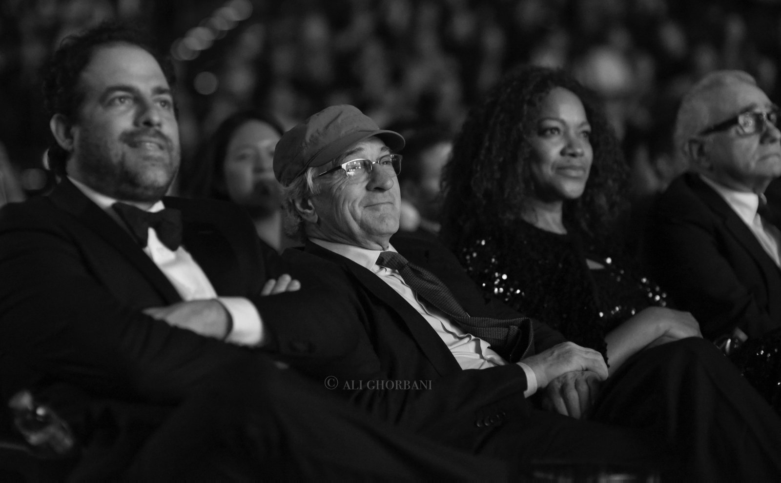 Events Photographer Hong Kong - Robert De Niro