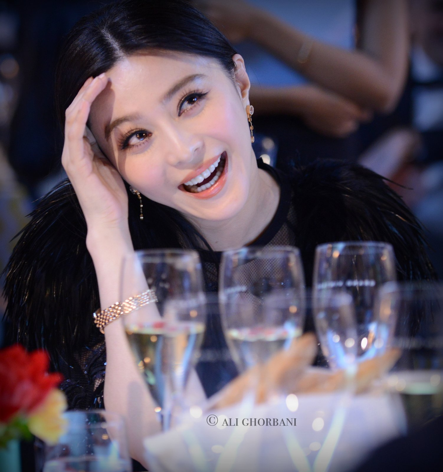 Events Photographer Hong Kong - Fan Bing bing