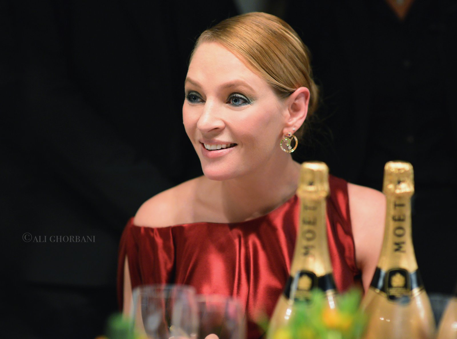 Events Photographer Hong Kong - Ip Uma Thurman