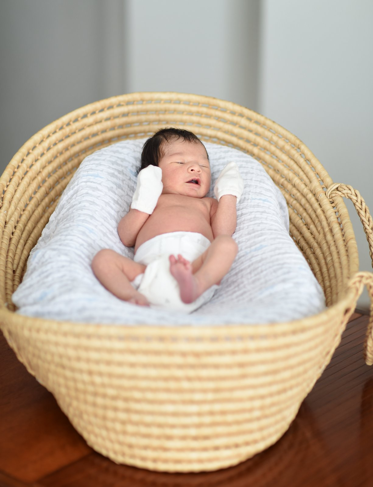 Newborn photoshoot Hong Kong